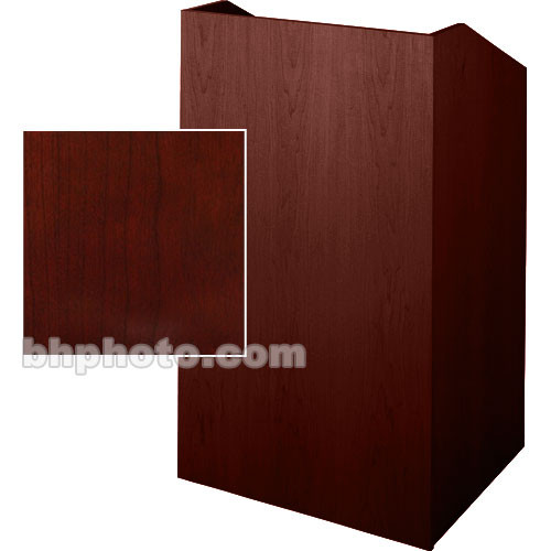 Sound-Craft Systems Floor Lectern (Dark Cherry)