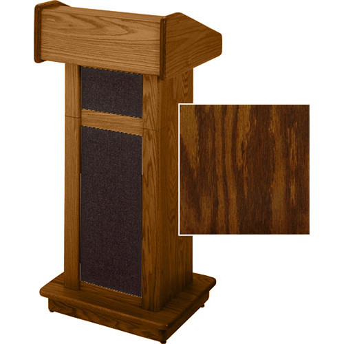Sound-Craft Systems Modular Lectern (Dark Oak)