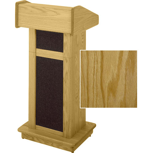 Sound-Craft Systems Modular Lectern (Natural Oak)