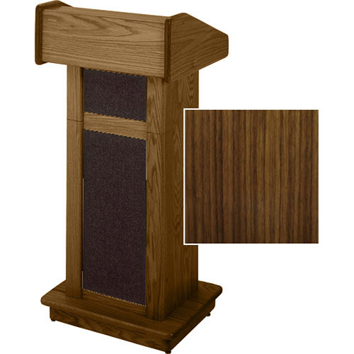 Sound-Craft Systems Modular Lectern (Walnut)