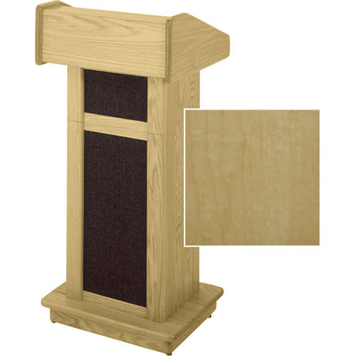 Sound-Craft Systems Modular Lectern (Natural Maple)