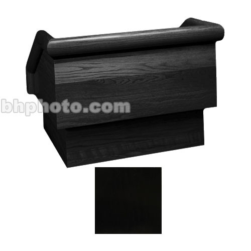 Sound-Craft Systems TE1 Lectern One Table Lectern - Black Lacquer