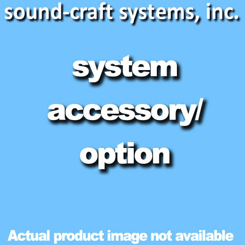 Sound-Craft Systems WSF22 Replacement Windscreen for SC22 Microphones