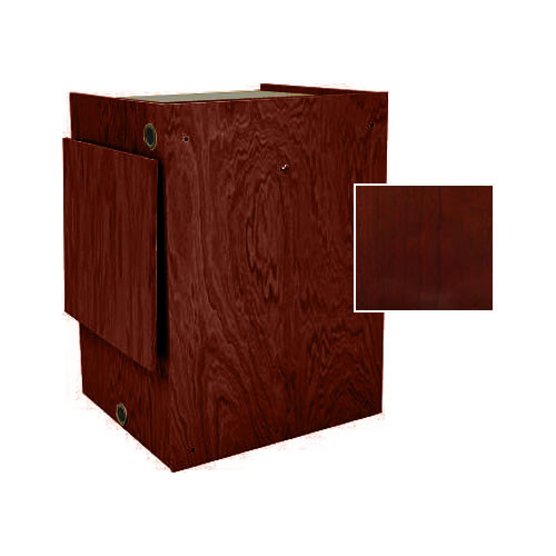 Sound-Craft Systems WSV-30 Educator - Multimedia Instructor Station (Dark Cherry Oak)
