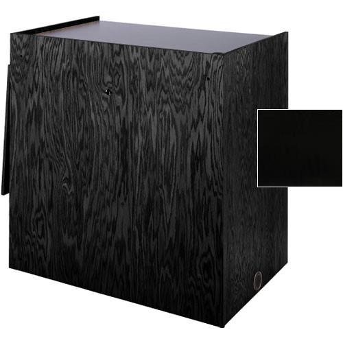Sound-Craft Systems WSV-40 Educator - Multimedia Instructor Station (Black Oak)