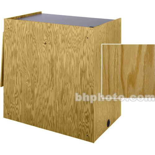Sound-Craft Systems WSV-40o Educator Workstation (Natural Oak)