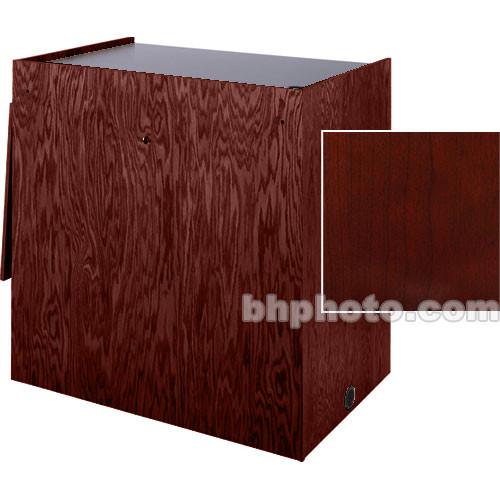 Sound-Craft Systems WSV-40RO Educator Workstation (Dark Cherry Oak)