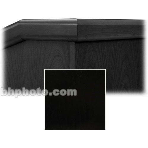 Sound-Craft Systems WTB Wood Trim for Presenter Lecterns (Black Oak)