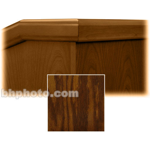 Sound-Craft Systems WTK Wood Trim for Presenter Lecterns (Dark Oak)