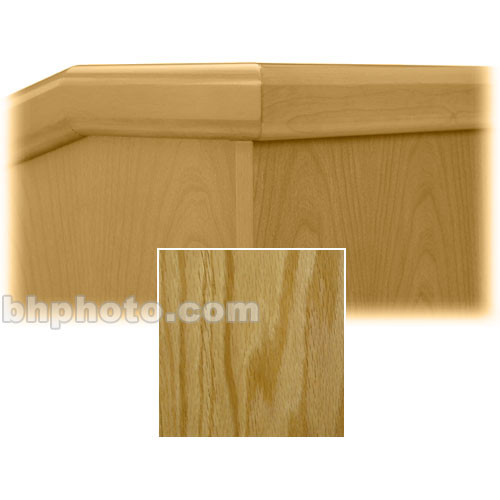 Sound-Craft Systems WTO Wood Trim for Presenter Lecterns (Natural Oak)