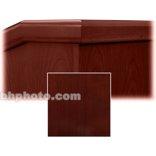 Sound-Craft Systems WRO Wood Trim for Presenter Lecterns (Dark Cherry Oak)