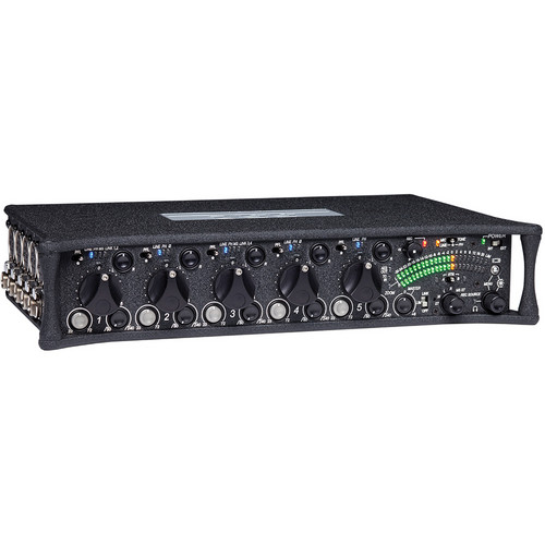 Sound Devices 552 Portable 5-Channel Production Mixer and Stereo Recorder