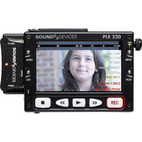 Video Devices PIX 220 Video Recorder