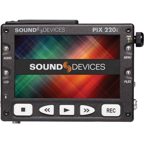 Video Devices PIX 220i Video Recorder with IPS Display