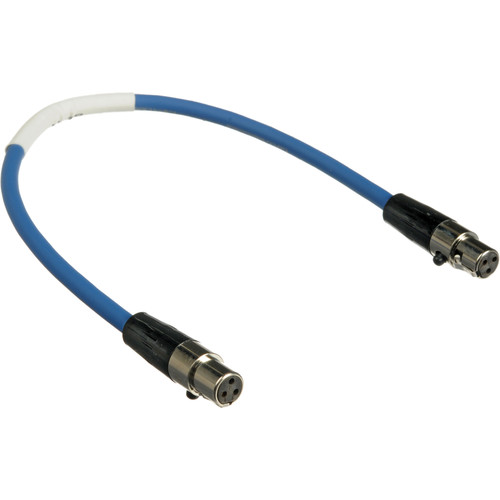 "Sound Devices XL-1B - TA3-Female to TA3-Female Cable (12"")"