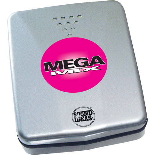 Sound Ideas Sample DVD: MegaMix - 20 DVD ROM