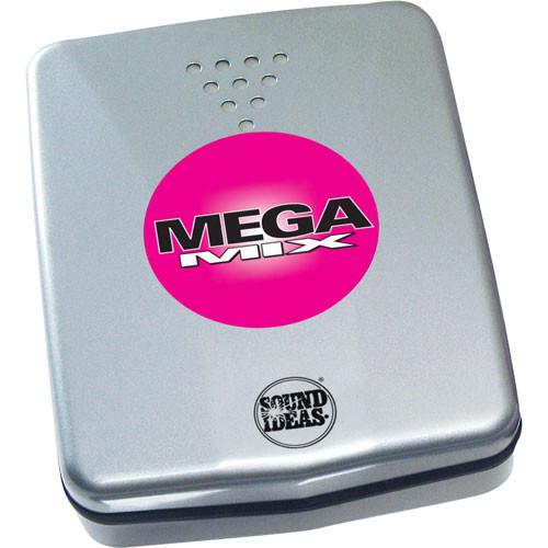 Sound Ideas Sample DVD: MegaMix - 20 DVD ROM