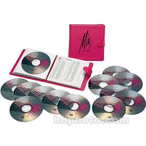 Sound Ideas Sample CD: Mix IV