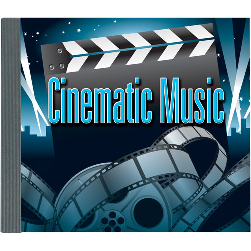 Sound Ideas Cinematic Music Sound Effects Library (Download)