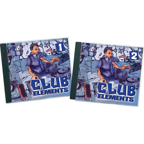 Sound Ideas Sample CD: Club Elements