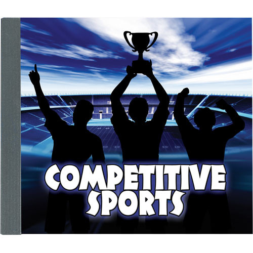 Sound Ideas Competitive Sports Sound Effects Library (Download)