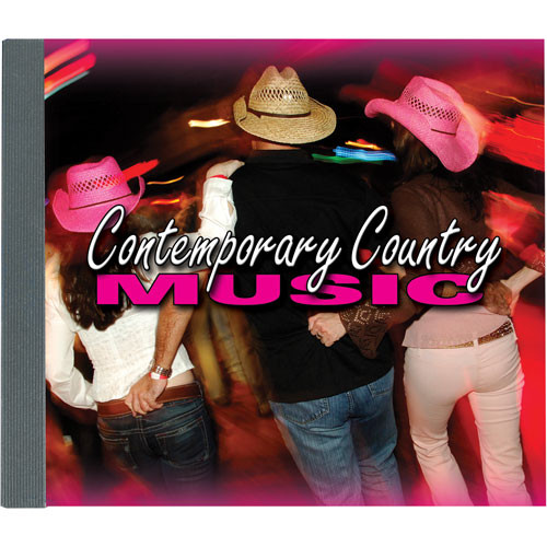 Sound Ideas Contemporary Country Music