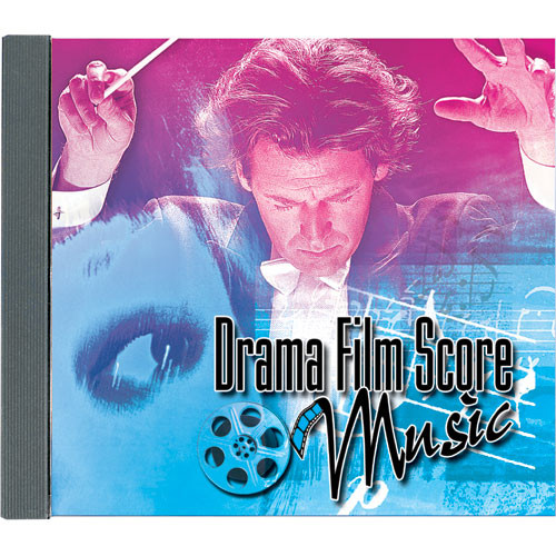 Sound Ideas Sample CD: Drama Film Score Music