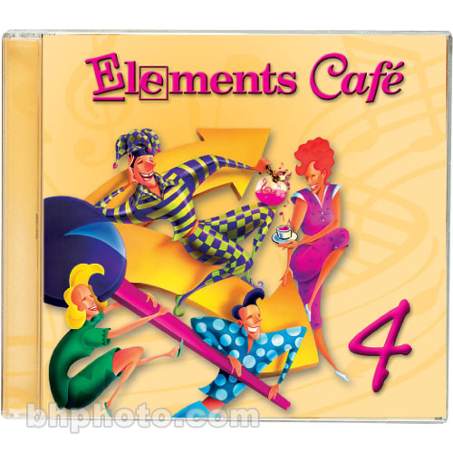 Sound Ideas Sample CD: Elements Cafe 4