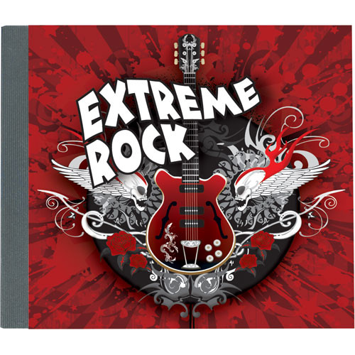 Sound Ideas Extreme Rock Music Sound Effects Library (Download)