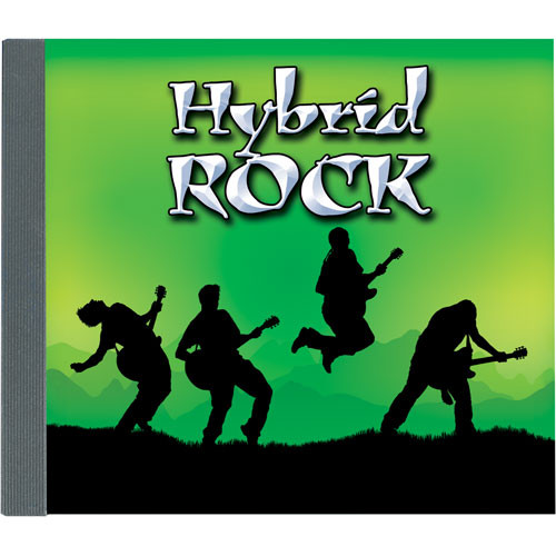 Sound Ideas Hybrid Rock Sound Effects Library (Download)