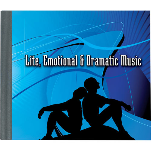 Sound Ideas Lite, Emotional & Dramatic Music Sound Effects Library (Download)