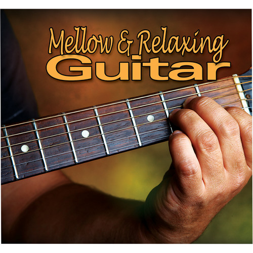 Sound Ideas Mellow and Relaxing Guitar Royalty-Free Music CD
