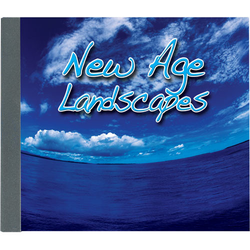 Sound Ideas New Age Landscapes Sound Effects Library (Download)