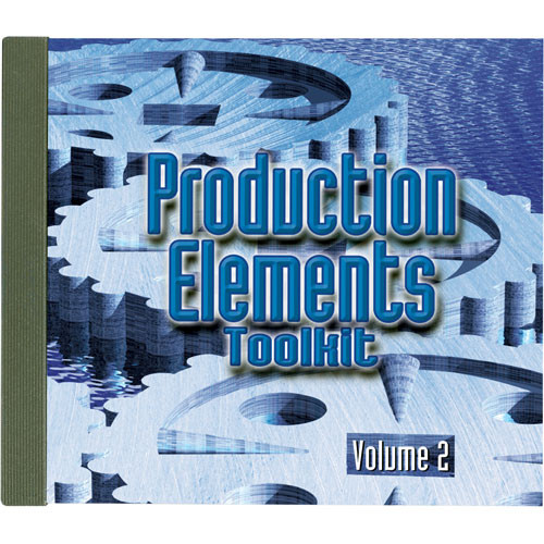 Sound Ideas Sample CD: Production Elements Toolkit - Volume 2