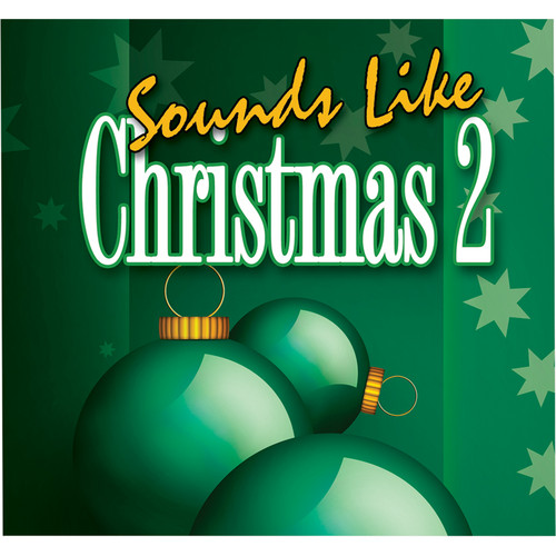 Sound Ideas Sounds Like Christmas 2 Royalty-Free Music Collection