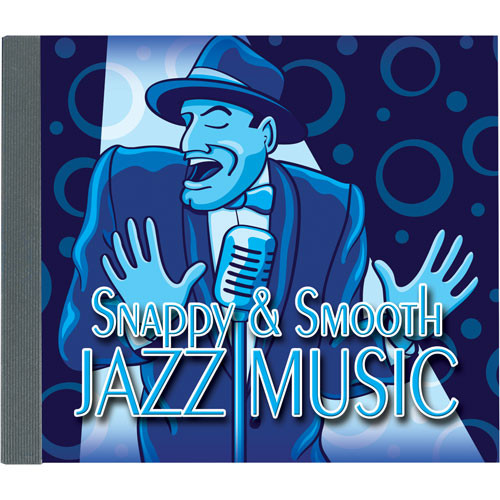 Sound Ideas Snappy & Smooth Jazz Music - Royalty Free Music