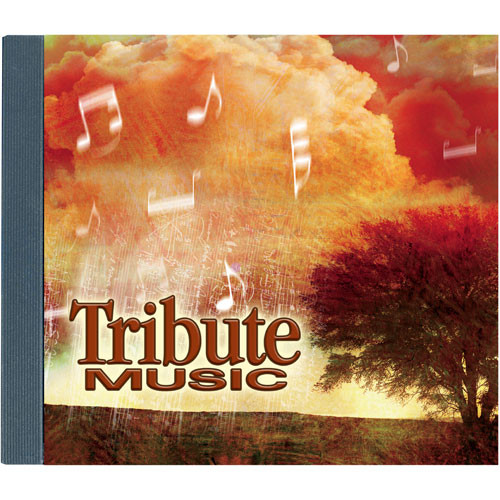 Sound Ideas The Tribute Music Collection - Royalty Free Music CD