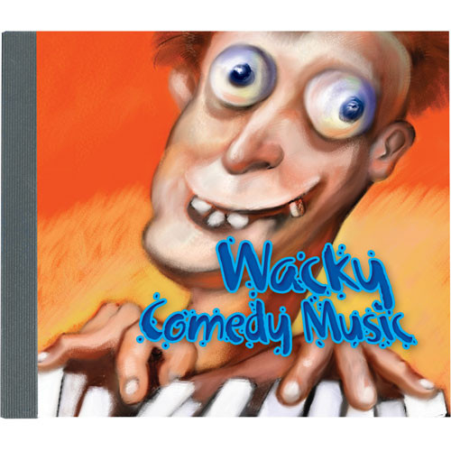Sound Ideas Wacky Comedy Music Sound Effects Library (Download)