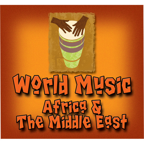 Sound Ideas World Music: Africa and the Middle East Royalty-Free Audio CD
