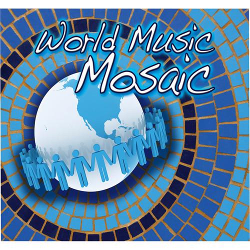 Sound Ideas World Music: Mosaic Royalty-Free Audio CD