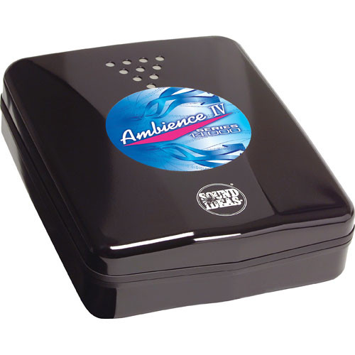Sound Ideas The Series 14,000 Ambience IV Sound Effects Library