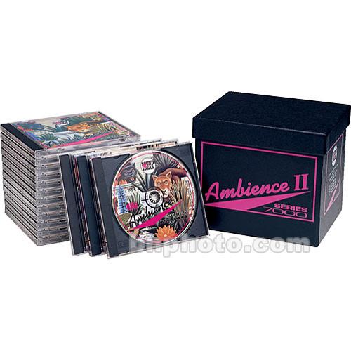 Sound Ideas Sample CD: Series 7000 Ambience II