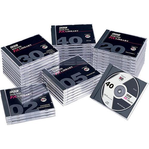 Sound Ideas Sample CD: BBC Original Series (1-40)