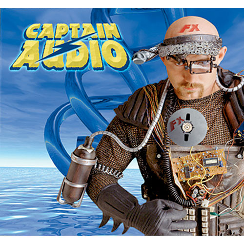 Sound Ideas Sample CD: Captain Audio