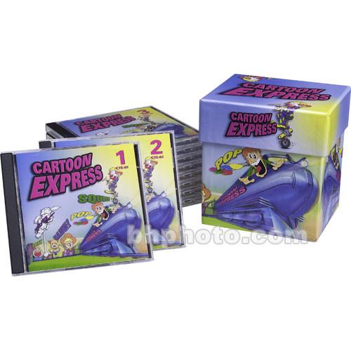 Sound Ideas Sample CD: Cartoon Express