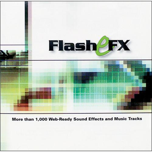 Sound Ideas Sample CD: Flash eFX - 1 CD ROM