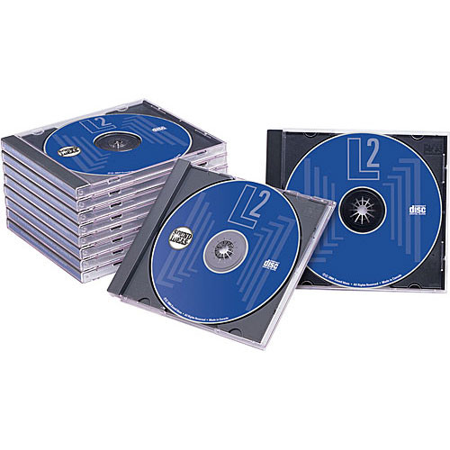 Sound Ideas Sample CD: L2 Sound Effects Library