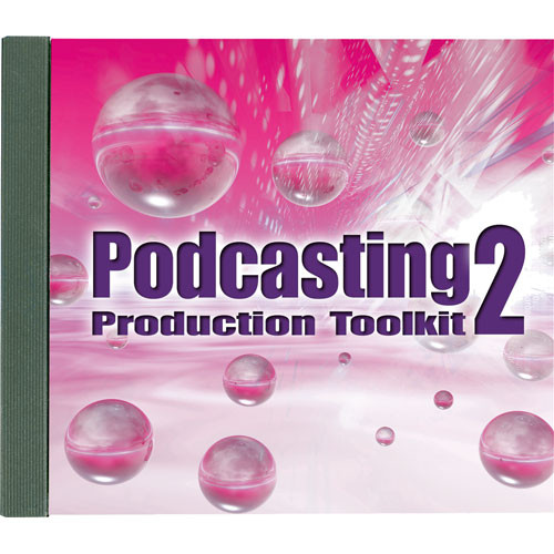 Sound Ideas Podcasting Production Toolkit 2 Sound Effects Library (Download)