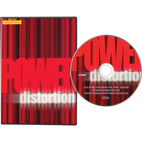 Sound Ideas Power Distortion Sound Effects Library (Download)