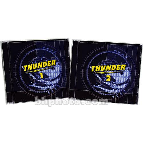 Sound Ideas Sample CD: Thunder